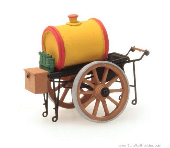 Artitec AR-387.25-YW Oil Cart, yellow