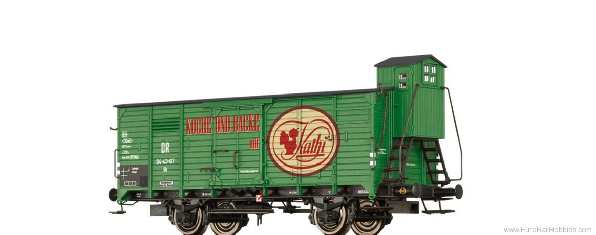 Brawa 67470 Covered Freight Car Gh Kathi DR