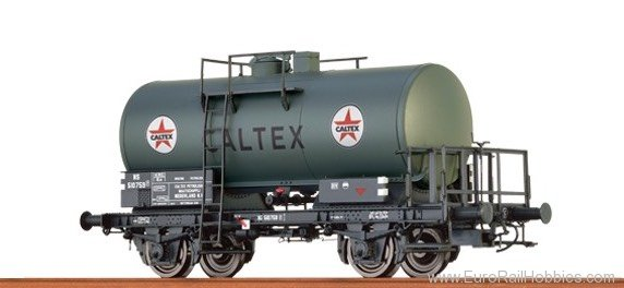 Brawa 67508 Tank Car 2-axle Caltex NS