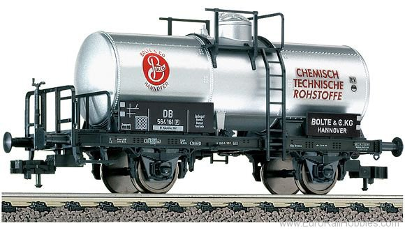 Fleischmann 542617 Tank wagon ''Bolte & Co'' used at the DB