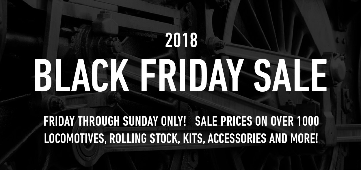 SALE NOW OVER - BLACK FRIDAY SALE EXTENDED!
