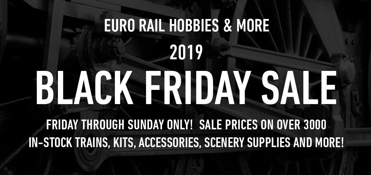 Our 2019 BLACK FRIDAY SALE is now over