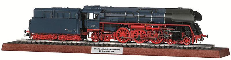 Marklin HO MHI Meet DR/GDR Class 01.5 Steam Express Locomotive - Very limited!
