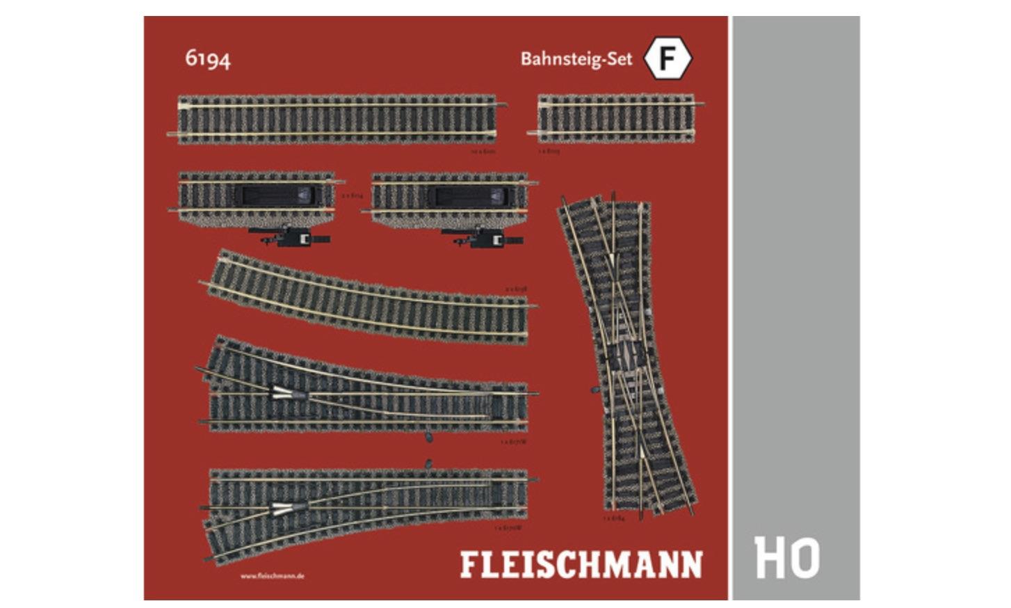Fleischmann Discontinuing HO Track System