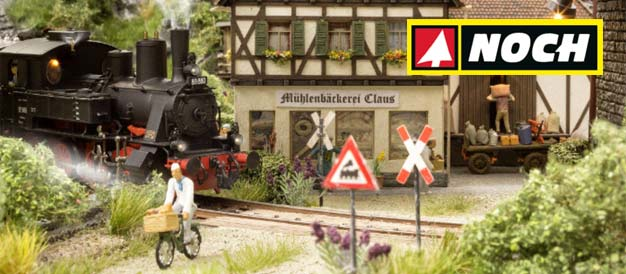 Noch scenery and model railroad accesories at Euro Rail Hobbies & More