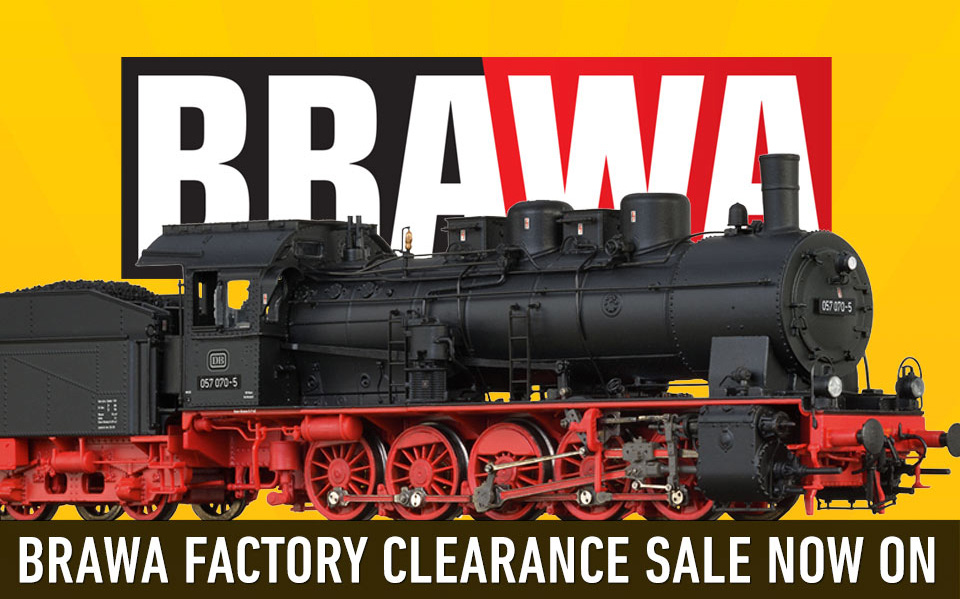 BRAWA Factory CLEARANCE SALE Continued