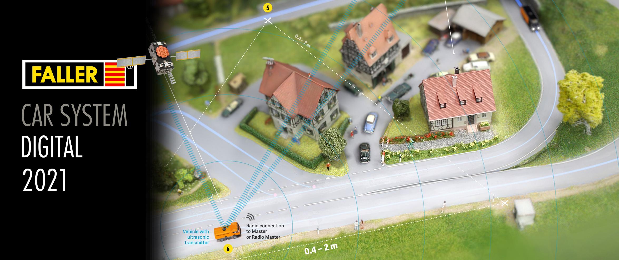 FALLER Car System Digital 2021 update