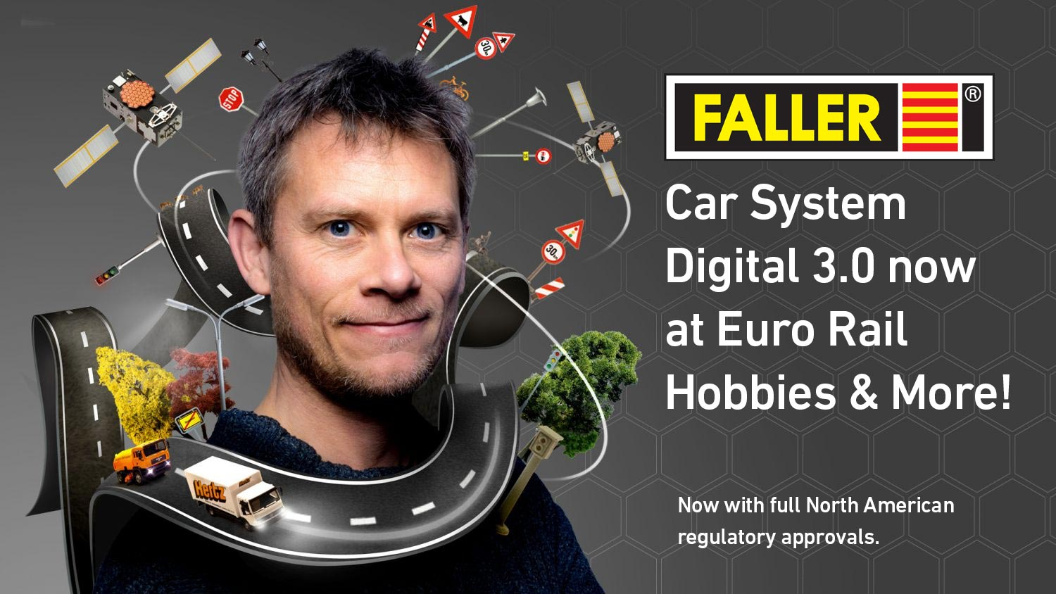 Faller Car System Digital 3.0 is here!