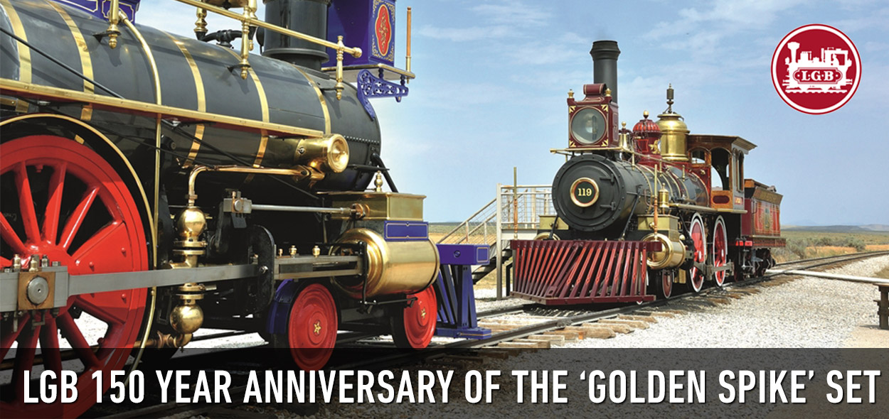 LGB Golden Spike