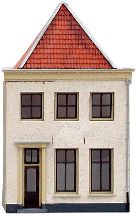Artitec 10.192 fachada C h0 1:87 kit desmontan resin