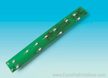 Brawa 2204 H0 Interior Lighting Strip for 2-axle Coaches
