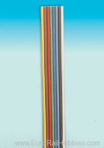 Brawa 3188 Cables 8-Color 5 m