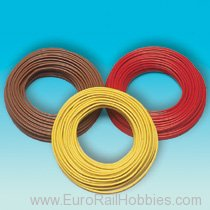 Brawa 3219 BROWN WIRE 10M