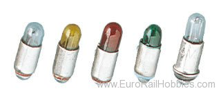 Brawa 3262 Bulbs with collar (for metal signals) green 1