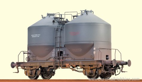 Brawa 37120 Cement Silo Car Kds 56 DB