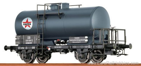 Brawa 37253 Tank Car 2-axle Caltex DB
