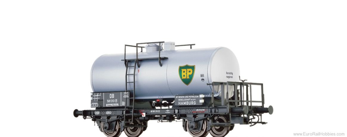 Brawa 37267 Tank Car 2-axle Z [P] BP DB