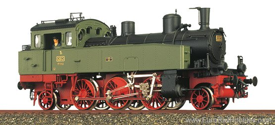 Brawa 40007 DB Tank locomotive T5 75 005 AC, Digital with