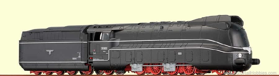 Brawa 40130 DRG Steam locomotive class 19.10, DC