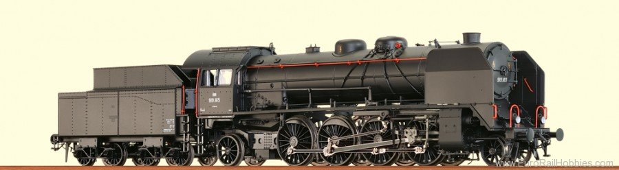 Brawa 40439 Steam locomotive 919 OeBB (AC Digital Premium