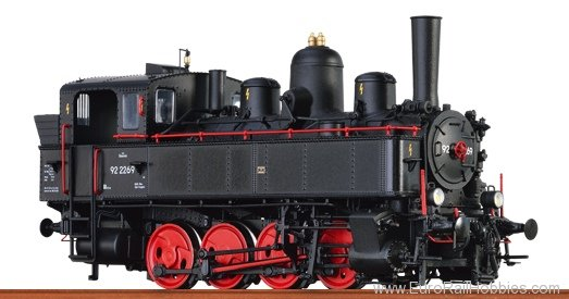 Brawa 40638 Tender Locomotive 178 BBO (Digital Premium w.