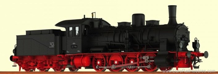 Brawa 40717 Steam Locomotive G 7.1 BBOe (AC Digital Premi