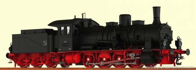 Brawa 40718 Steam Locomotive G 7.1 BBOe (Digital Premium