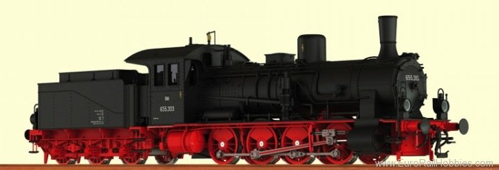 Brawa 40720 Steam Locomotive G 7.1 OBB (DC Analog Version