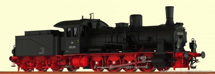 Brawa 40721 Steam Locomotive G 7.1 OBB (AC Digital Premiu