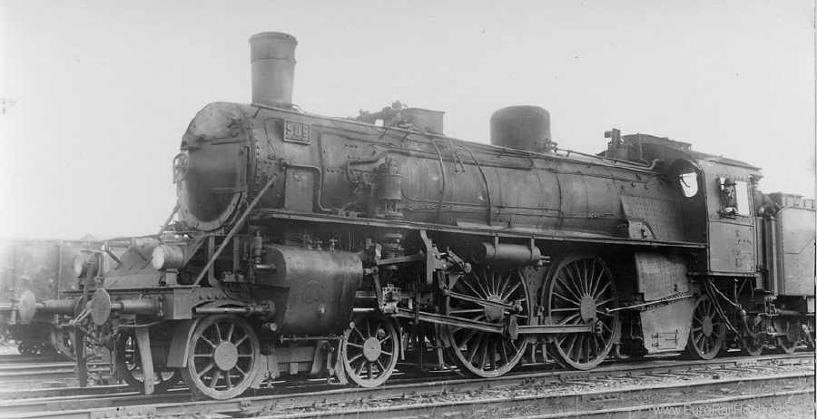 Brawa 40725 Steam Locomotive G 7.1 SNCF (AC Digital Premi