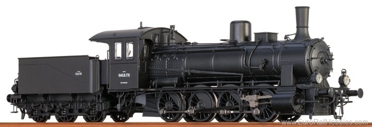 Brawa 40726 Steam Locomotive G 7.1 SNCF (Digital Premium