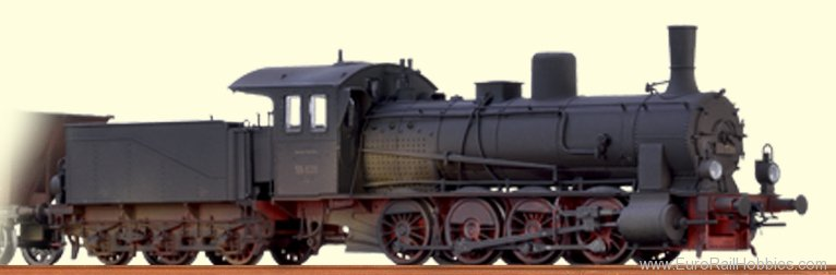 Brawa 40745 Freight Locomotive G 7.1 DRG (AC Digital Vers