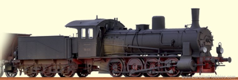 Brawa 40746 DRG G7 Steam Locomotive DCC w/Sound Special W