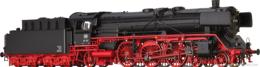 Brawa 40907 Steam Locomotive BR 01 DB (Marklin AC Digital
