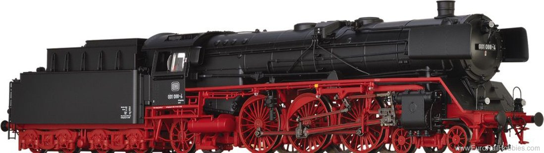 Brawa 40911 Steam Locomotive BR 001 DB (Marklin AC Digita