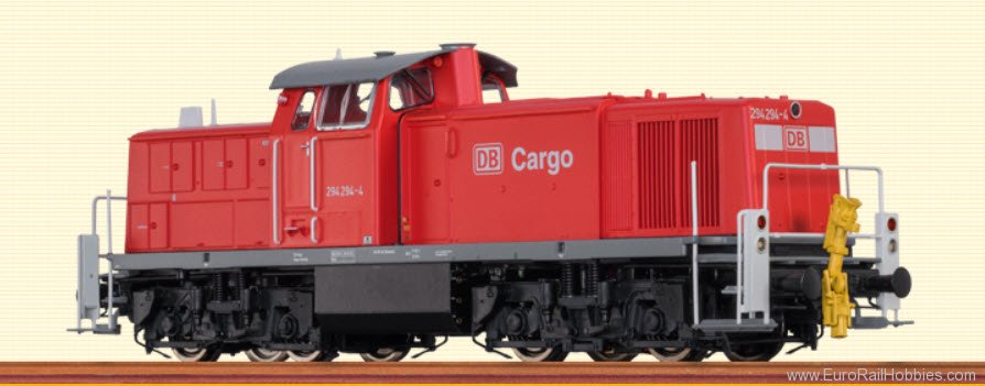 Brawa 41513 Diesel Locomotive BR 294 DB AG (Digital Extra