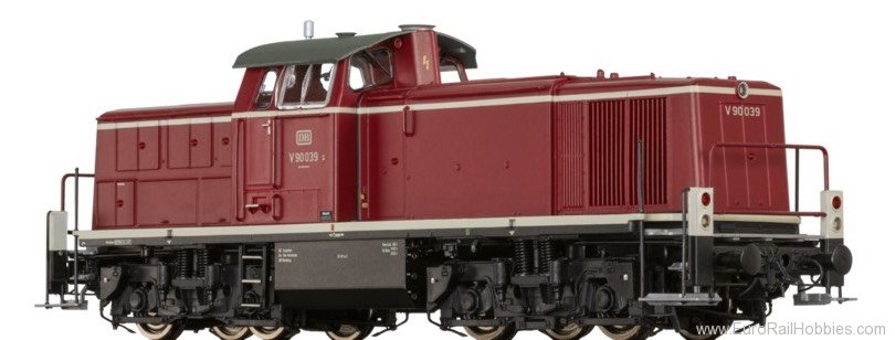Brawa 41547 Diesel Locomotive BR V90 DB (AC Digital Basic