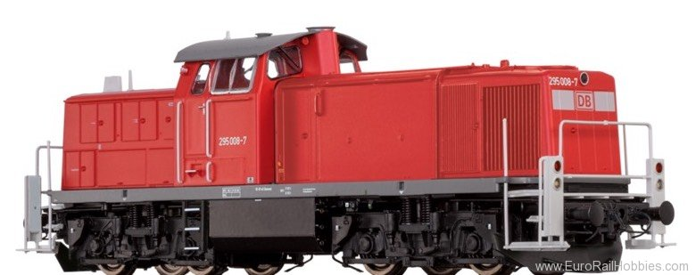 Brawa 41572 Diesel Locomotive BR 294 DB (Digital Extra w.