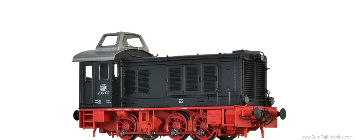 Brawa 41643 Diesel Locomotive V36 DB (Marklin AC Digital