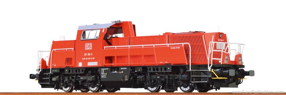Brawa 42784 Diesel Locomotive Gravita 10 BB DB (Digital P