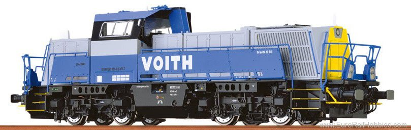 Brawa 42790 Diesel Locomotive Gravita(R) 10 BB, BR 261 We