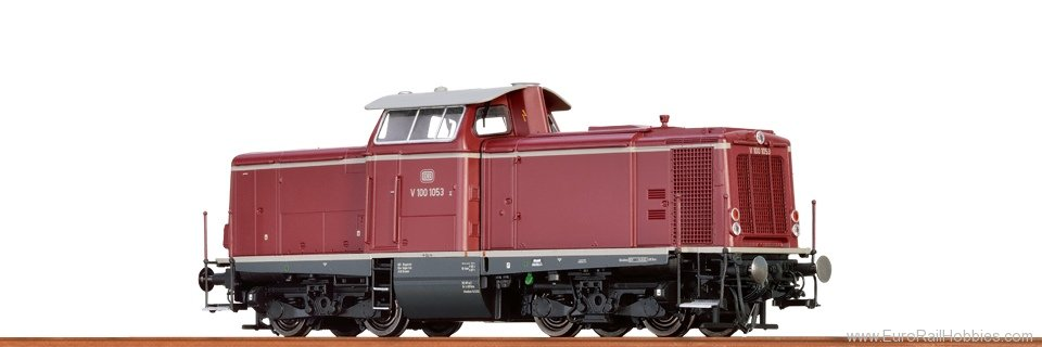 Brawa 42801 Diesel Locomotive V 100.10 DB (AC Digital Pre