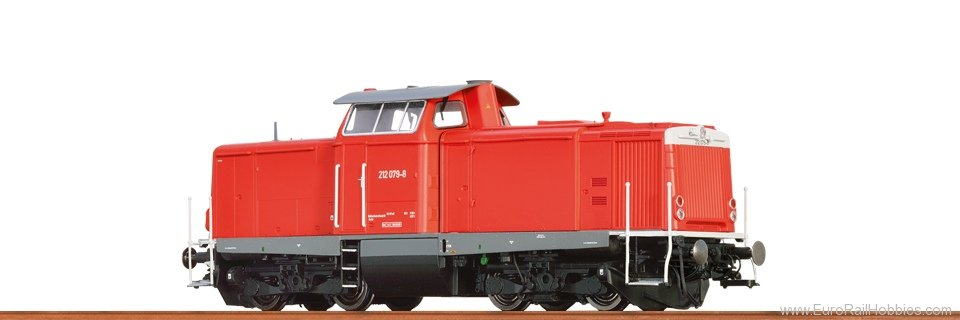 Brawa 42815 Diesel Locomotive BR 212 DB (AC Digital Premi