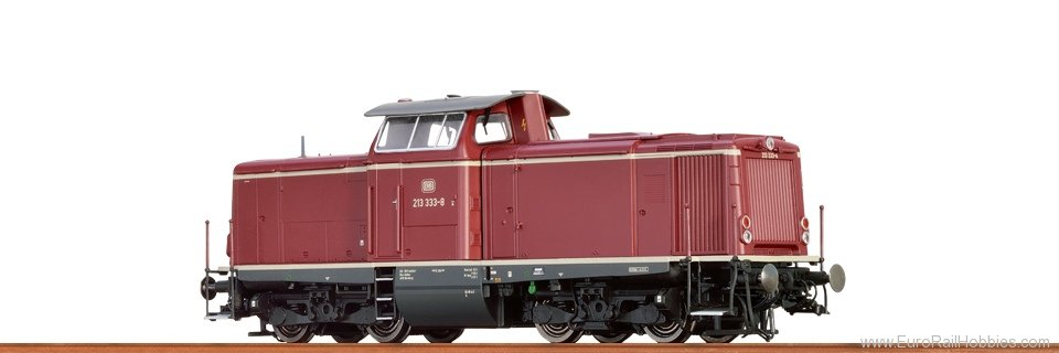 Brawa 42834 Diesel Locomotive V 100 VLTJ (Digital Premium