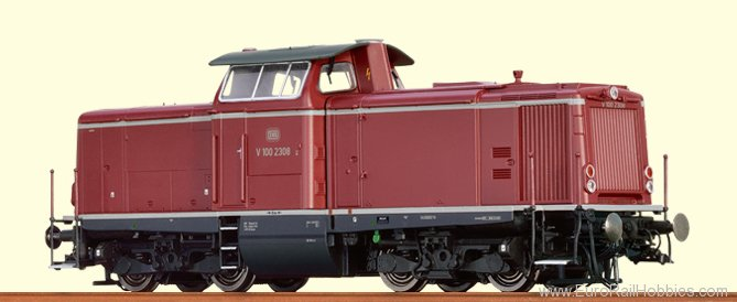 Brawa 42837 Diesel Locomotive V 100.20 DB (AC Digital Bas