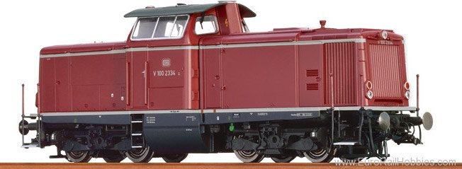 Brawa 42841 Diesel Locomotive V 100.23 DB (AC Digital Bas