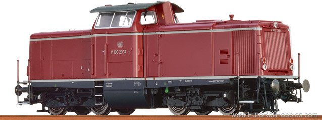 Brawa 42843 Diesel Locomotive V 100.23 DB (AC Digital Ext
