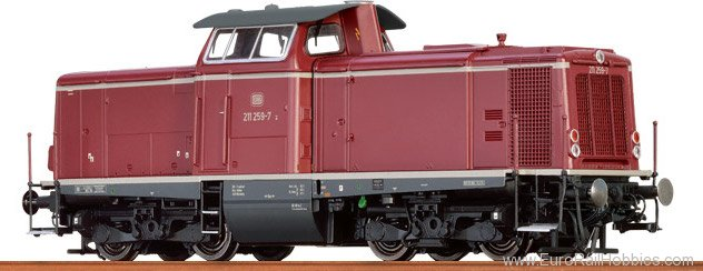 Brawa 42849 Diesel Locomotive BR 211 DB (AC Digital Basic