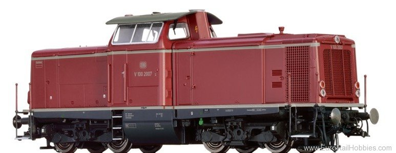 Brawa 42870 Diesel Locomotive V100.20 DB (Digital Extra w