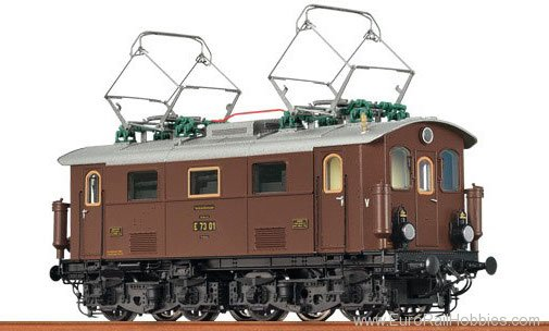 Brawa 43071 Electric Locomotive E 73 DRG (AC Digital Vers
